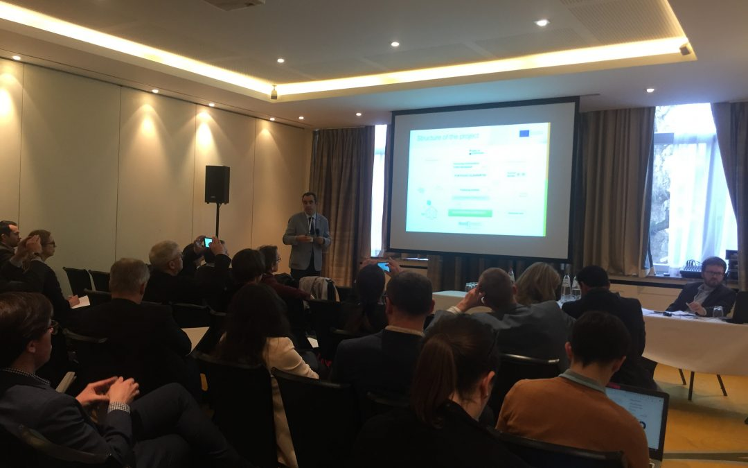 HousEEnvest Project was presented at the European Forum to boost sustainable energy investments