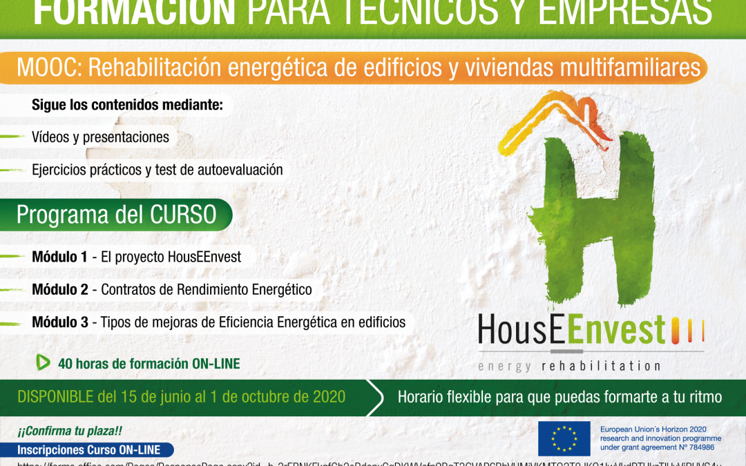 New HousEEnvest training programme for professionals and businesses