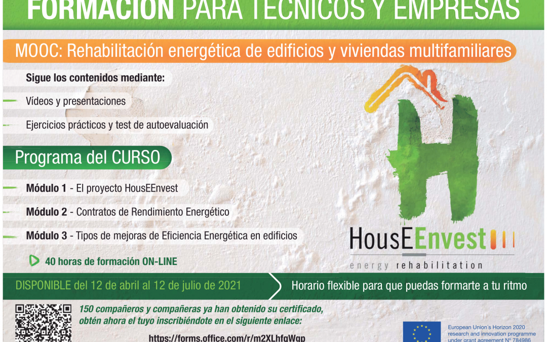 A new edition of the HousEEnvest training program starts